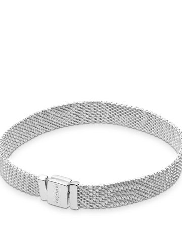 Pandora PANDORA Reflexions Mesh Bracelet - 16 cm / 6.3 in