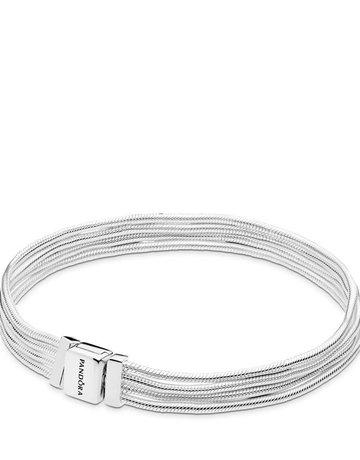Pandora PANDORA Reflexions Multi Snake Chain Bracelet - 18 cm / 7.1 in