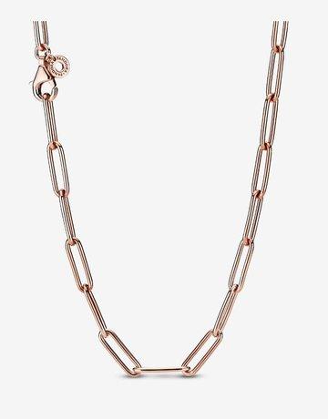 Pandora PANDORA Rose Long Link Cable Chain - 45 cm / 17.7 in