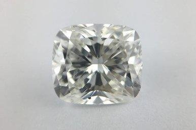 2.50ct H/SI1 (GIA-XXX) Cushion Brilliant Cut Diamond