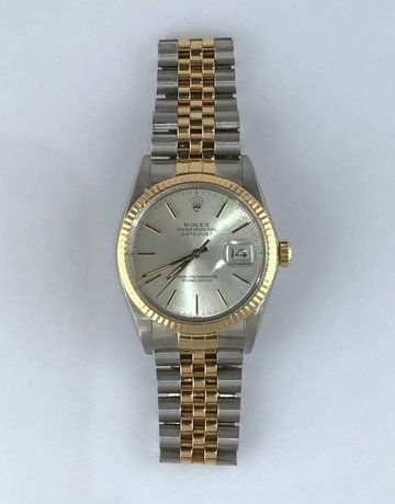 Gents Rolex Stainless Steel/18k Yellow Gold 36mm Datejust with Date