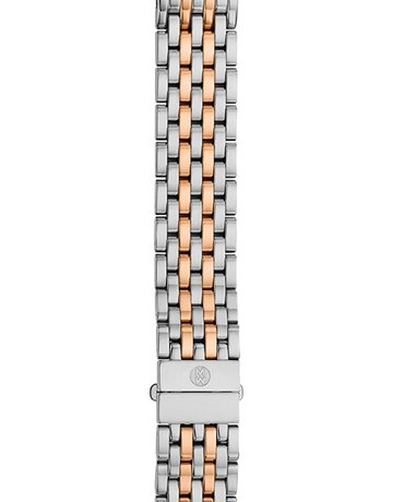 Michele Michele Serein 16 Rose Gold Watch Band