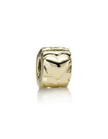 Pandora PANDORA Clip, 14k Heart