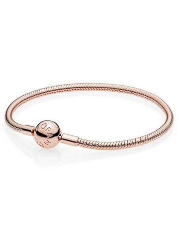Pandora PANDORA Rose Smooth Bracelet - 23 cm / 9.1 in