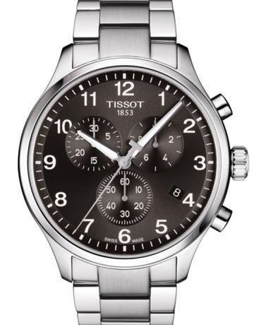 Tissot Tissot T-Sport Chrono XL Classic Gents Watch with Black Dial