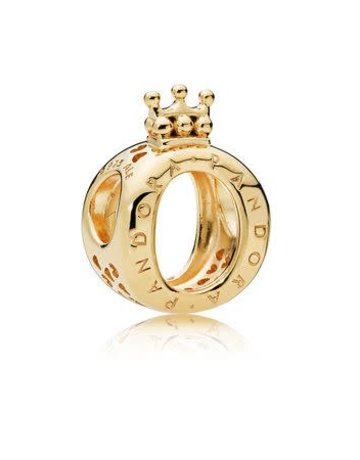 Pandora PANDORA Shine Charm, Crown O