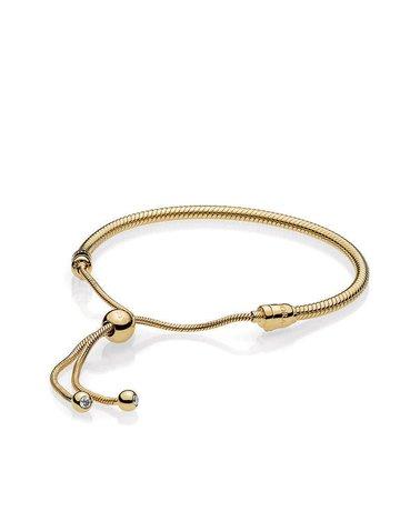Pandora PANDORA Shine Bracelet, Sliding Clasp - 28 cm / 11 in