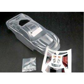 Traxxas TRA4412   Body, Nitro Rustler Clear Body