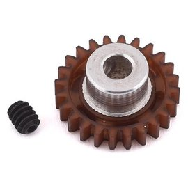 175RC 175-10024  24T Brown Polypro Hybrid 48P Pinion Gear (3.17mm Bore)