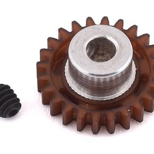 175RC 175-10024  24T Brown Polypro Hybrid 48P Pinion Gear (3.17mm Bore)