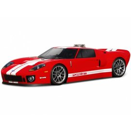 HPI HPI7495 Ford GT Body, Clear, 200mm