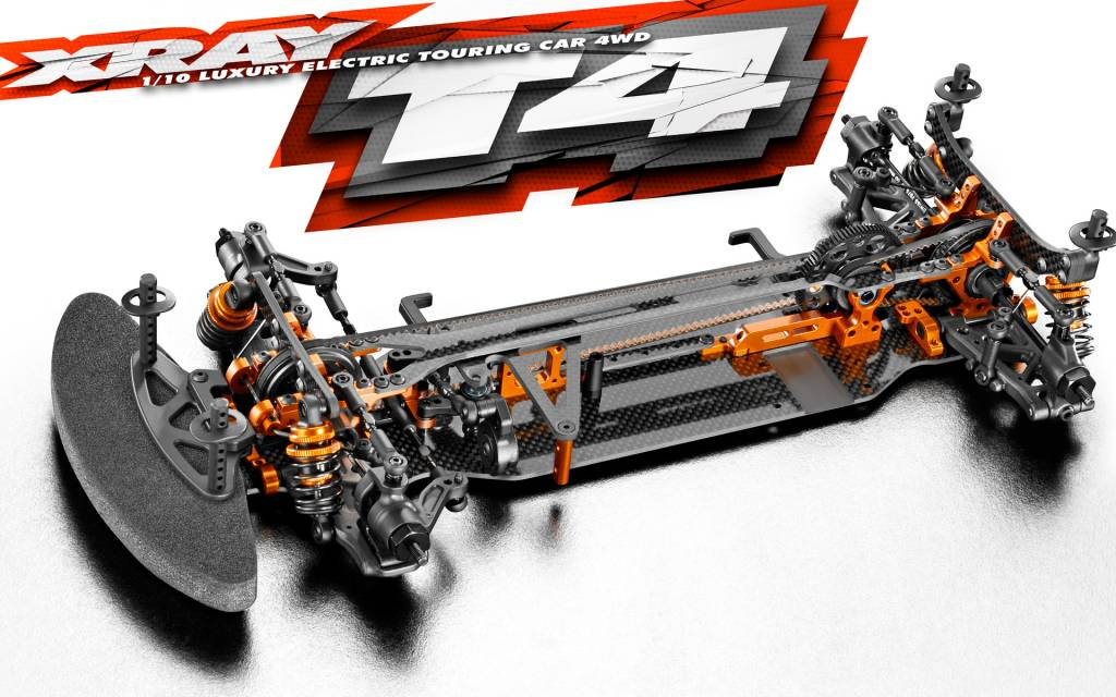 Xra300025 T4 2019 Graphite Chassis 1 10 Touring Car Kit Michael S
