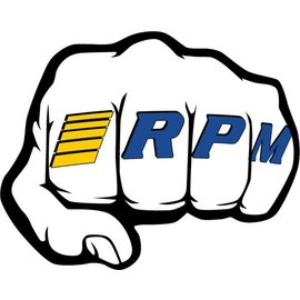 "RPM R/C Products RPM70020  RPM ""Fist"" Logo Decal Sheets"