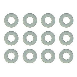 Team Associated ASC4187  Nylon Spacers, 1/32 in. (.030 in) B6/D B6.1/D RC10 B3/T3