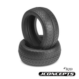 J Concepts JCO3081-05  Dirt Webs 1/8 Scale Buggy Tire, Gold Compound