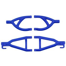 RPM R/C Products RPM80605  Blue Rear Upper & Lower Arms  for 1/16 E-Revo