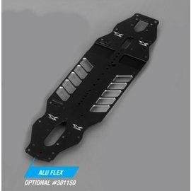 Xray XRA301150 T4 '19 Alu FLEX Chassis 2.0mm Swiss 7075 T6