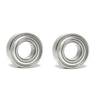 Avid RC R166ZZ 3/16 x 3/8 x 1/8 Metal Bearing (2)