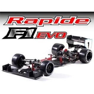 RocheRC USA 151012 Rapide F1 Evo USA Spec 1/10 Competition F1 Car Kit