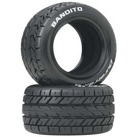 Duratrax DTXC3975  Bandito 1/10 Buggy Tire Rear 4WD C2 (2)