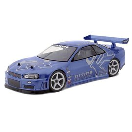 HPI HPI7427  Nissan Skyline R34 GT-R Body 200mm