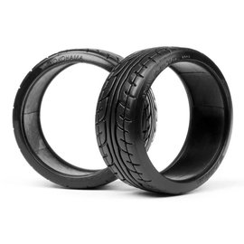 HPI HPI4421  Advan Neova AD07 T-Drift Tires 26mm (2pcs)