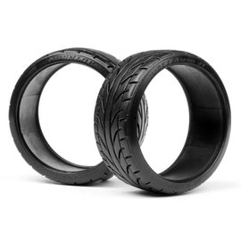 HPI HPI4424  Direzza Sport Z1 T-Drift Tires 1/10 26mm (2pcs),
