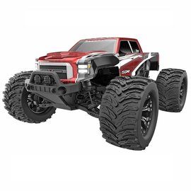DUKONO-RED  Dukono 1/10 Brushed Monster Truck