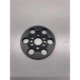 RW RW64F  RWS108-B  RW Spur Gear 108T 64P Black