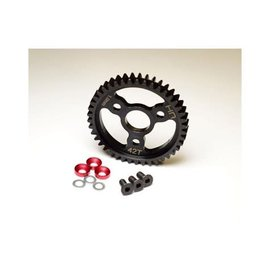 HOT RACING HRASRVO442  Hot Racing Revo 3.3 Heavy Duty Mod 1 Steel Spur Gear (42T)
