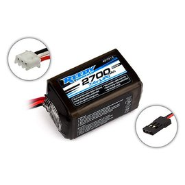 Team Associated ASC27314  Reedy LiPo Pro RX 2700mAh 7.4V Hump