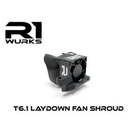 R1wurks R1-60009  T6.1 Laydown Fan Shroud 30mm