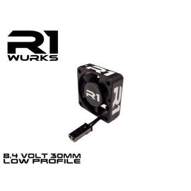 R1wurks R1-60006  8.4V Premium  30mm Low Profile Fan