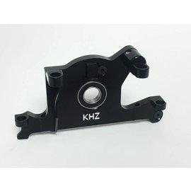 King Headz KHZTRX7461  Rustler 4×4 Alm Motor Mount Black