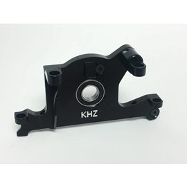King Headz TRX7461  Rustler 4×4 Alm Motor Mount Black
