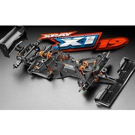 Xray XRA370704  XRay X1 - 2019 - 1 / 10 Formula 1 Kit