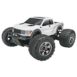 HPI HPI115125  Savage XS Flux Ford SVT Raptor RTR, 1/10 Scale, 4WD, Brushless, w/ 2.4GHz Radio System