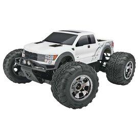 HPI HPI115125  Savage XS Flux Ford SVT Raptor RTR, 1/10 Scale, 4WD, Brushless, w/ 2.4GHz Radio System