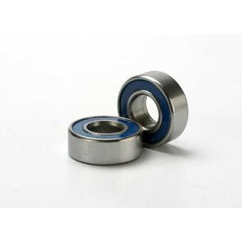 Traxxas TRA5116  Blue Rubber Sealed Ball Bearings(5x11x4mm) (2)