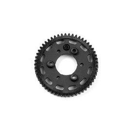 Xray XRA335654  Graphite 2-Speed Gear 54T (2nd)