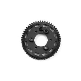 Xray XRA335657  Graphite 2-Speed Gear 57T (1st)