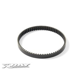 Xray XRA345430  PUR Reinforced Drive Belt Front 6.0 x 204mm