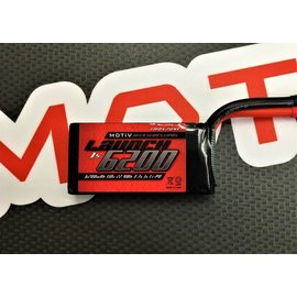 MOTIV MOV2091 Launch 1S Drag Racing Pack 6200mah 110c
