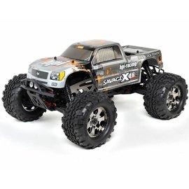 HPI HPI109083 Savage X 4.6 1/8 RTR Monster Truck