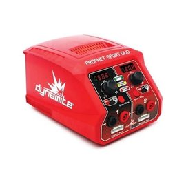 Dynamite DYNC2025 Prophet Sport Duo 50W x 2 AC Battery Charger,