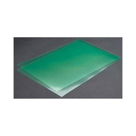 """RJ Speed Lexan Sheet 8x12"""" .010"""" 0.25mm (2)"""