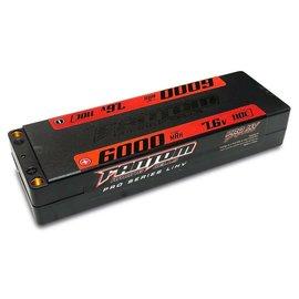 Fantom Racing FAN25179  Fantom 2S 7.6v 6000mAh 110C HV LiPo w/ 5mm Bullets