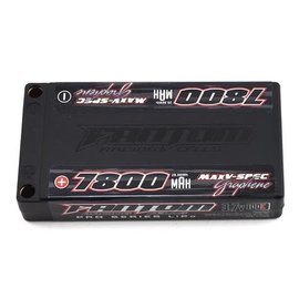 Fantom Racing FAN26050  MaxV-SPEC PRO Graphene 7800mAh LiPo, 3.7v, 1S 5mm Bullets