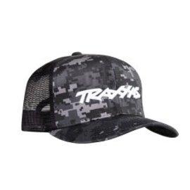 Traxxas TRA1182-CAMO  Traxxas Logo Hat Curve Bill Camo