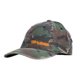 Traxxas TRA1187-CAMO Traxxas Small / Medium Classic Hat Curve Bill Camo